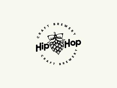 Hip Hop Logo australia branding vector illustration vector beer hipster logo craftbeer