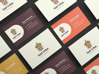 Lost Tribe card designs