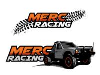MERC Racing Team Logo