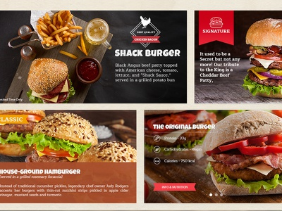 Free Burger Restaurant Template burger restaurant template free burger website template psd free freebie burger restaurant