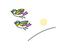 Confident Bird