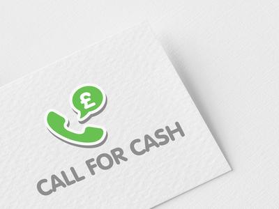 Logo Design for  Call for Cash