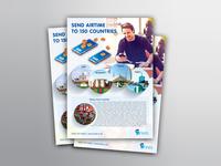 Poster design for SNDL