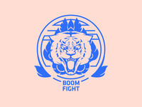 Boom Fight Logo