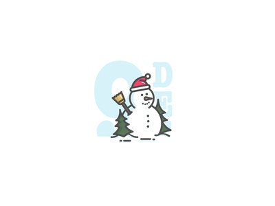 Snowman | Illustration
