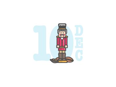 Nutcracker - Illustration