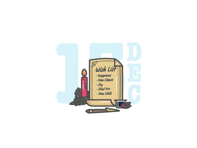 Wish List | Illustration