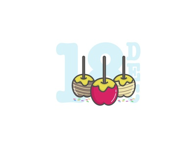 Candy Apple | Illustration