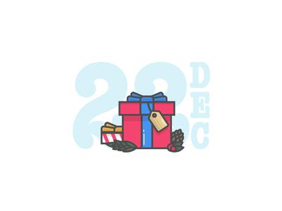Christmas gifts |Illustration