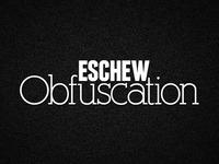 Eschew2
