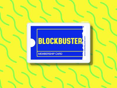 Blockbuster Illustration