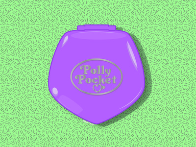 Polly Pocket Illustration