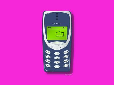 Nokia Illustration