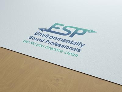 Environmentally Sound Professionals Logo Design