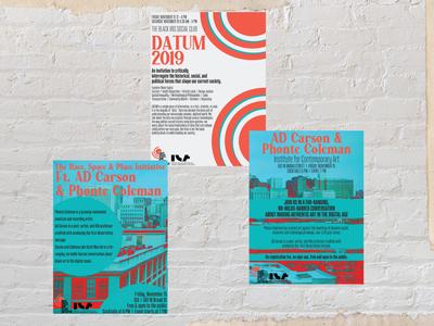 DATUM 2019 Poster Design