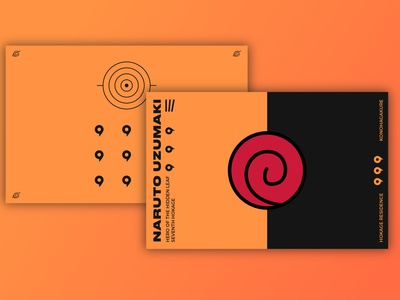 Naruto Businesscard V2