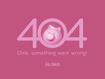 8 404 page