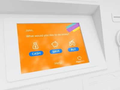 ATM for Kids