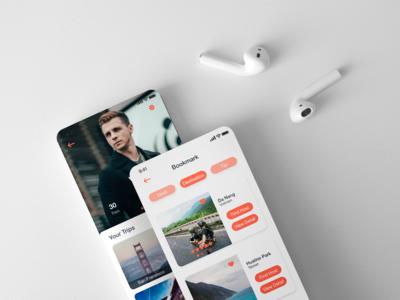 Prototype Mobile Application SOCO