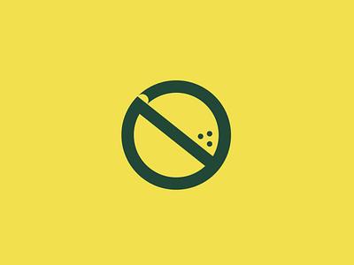 NO BUGS art sign animal icon bug branding design logo illustration