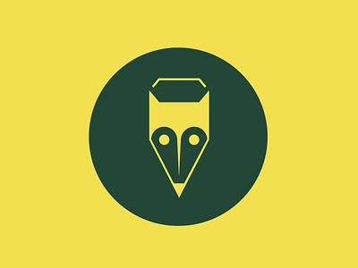 Smart Fox animal fox art vector branding illustration logo