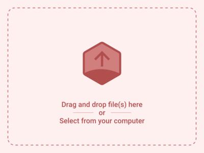 Daily UI Challenge #31 - File Upload