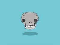Ole Flat Skull