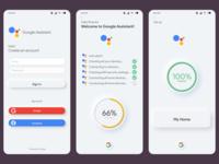 Google App Assistant Concept Project