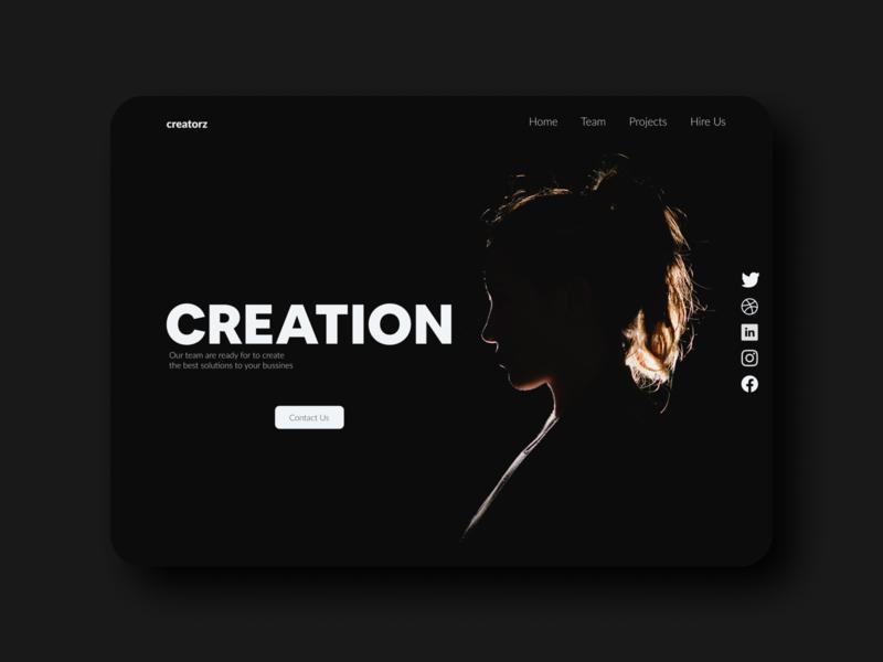 New Branding Web Design