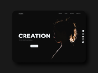 New Branding Web Design