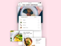 Ingredientist App