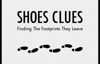 Shoes Clues - Detective Agency Business Card