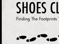 Hardboiled Web Design - Shoes Clues Detective Agency