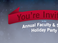 Holiday Invite