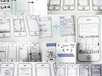 Economist Mobile Web : Sketches