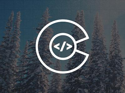 Go Code Colorado Logo logo colorado secretary of the state brand identity code icon