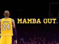 Mamba Out.