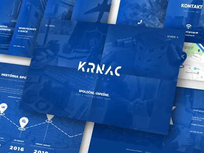 Krnac Group |  Website