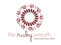 The Ruby Wreath logo