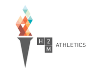 H2M Athletics logo