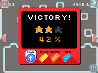 80s Victoryscreen