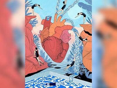 Mon corps en équilibre naturopathy heart book