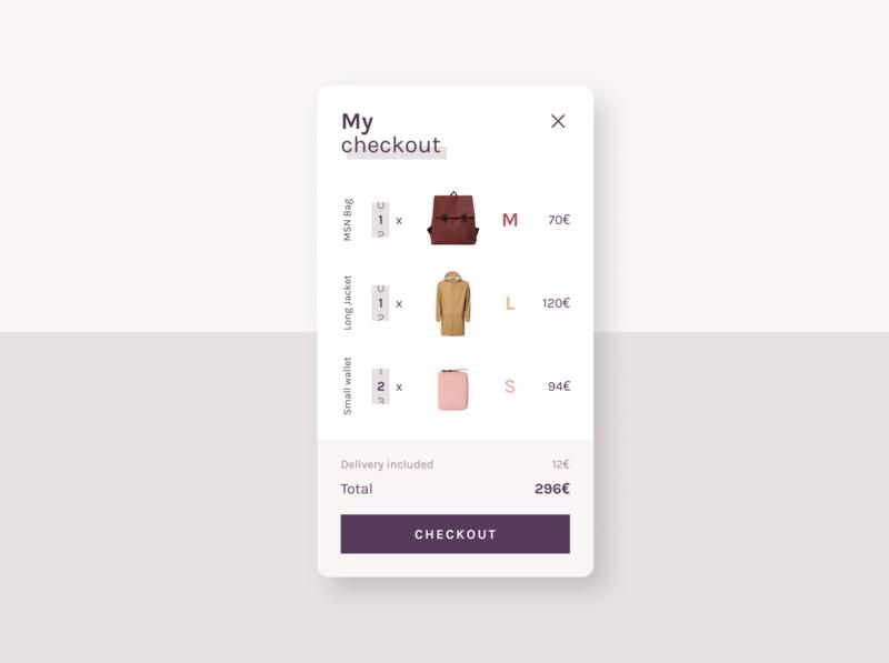 Minimalist checkout checkout page order checkout minimalist minimal app mobile ux design ui