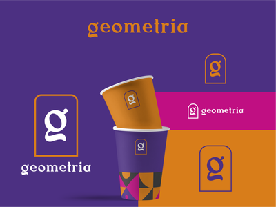 Geometria coffee logo and packaging design branding packaging design brand identity brand design packaging package design coffee bean logo designer logo design coffee cup design coffee design coffee package coffee packing coffee brand coffee logo design coffee cup coffee logo coffee branding