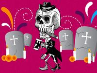 Día de muertos - El Dandy