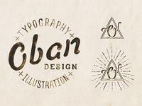 Oban  Logo Concept