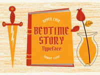 Bedtime Story Font