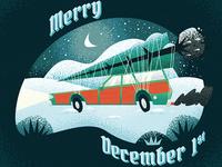 Merry December First