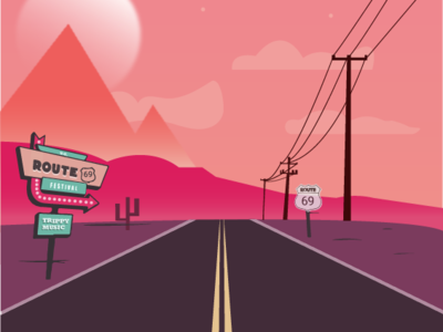 Route69 illustration