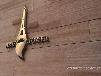 Art Tower Logo Design